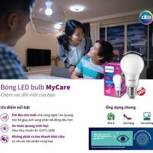 Đèn LED bulb 4-40W E27 P45 (APR)