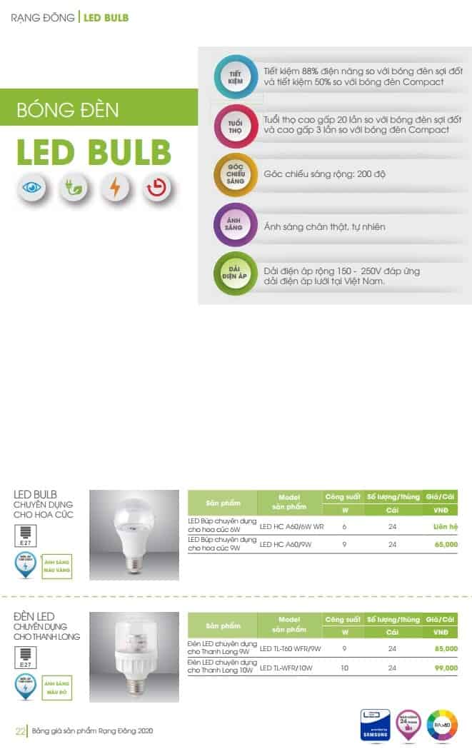 den bulb