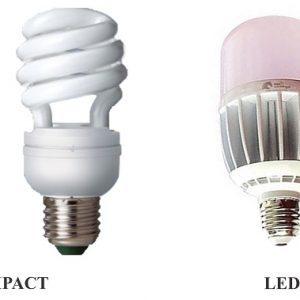 Đèn compact huỳnh quang
