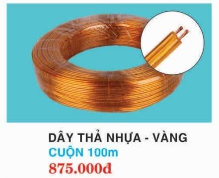 Day Tha Nhua Vang