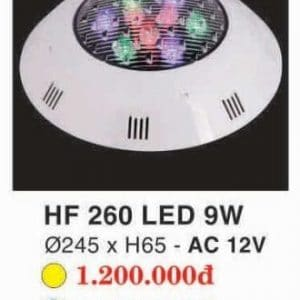 Den Am Nuoc Hf 260 Led 9w Hufa 1