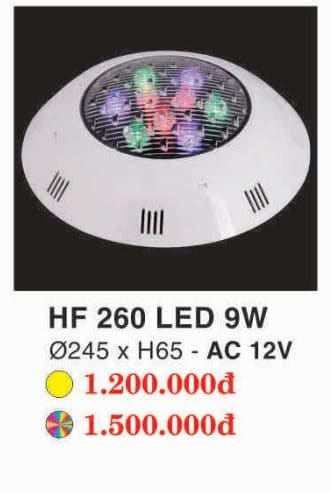 Den Am Nuoc Hf 260 Led 9w Hufa