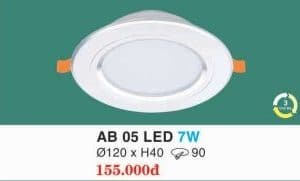 Den Led Am Tran Ab 05 Led 7w Hufa 2