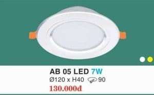 Den Led Am Tran Ab 05 Led 7w Hufa
