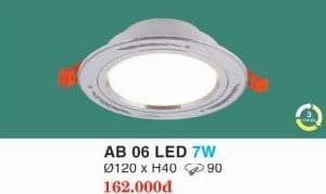 Den Led Am Tran Ab 06 Led 7w Hufa