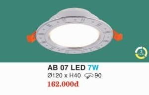 Den Led Am Tran Ab 07 Led 7w Hufa