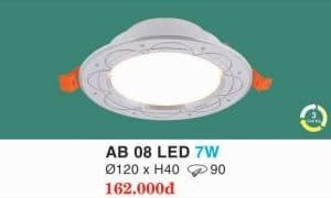 Den Led Am Tran Ab 08 Led 7w Hufa