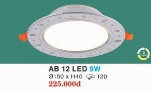 Den Led Am Tran Ab 12 Led 9w Hufa