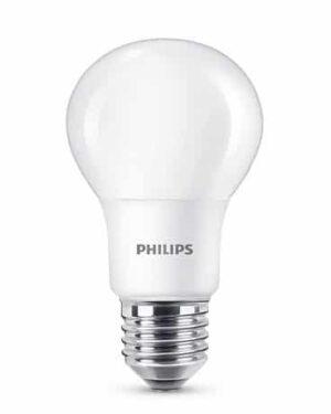 Den Led Bulb 6 5w 6w E27 6500k 3000k 230v A60 Apr