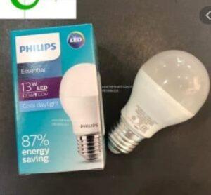 Den Led Bulb Essential 13w E27 65000k 3000k 230v A60