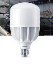 Den Led Bulb Highlumen 33w 36w E27 6500k 230v A125