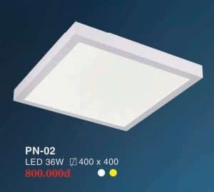 Den Led Panel Op Noi Pn 02 Led 36w Hufa