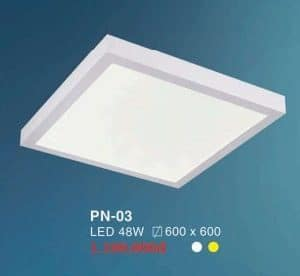 Den Led Panel Op Noi Pn 03 Led 48w Hufa