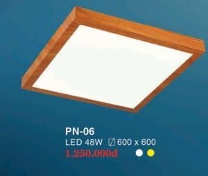 Den Led Panel Op Noi Pn 06 Led 48w Hufa