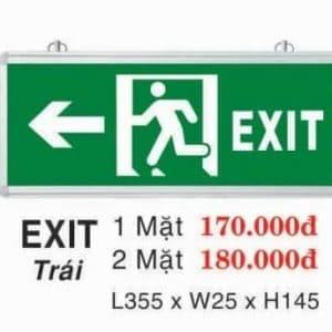 Den Loi Thoat Hiem Exit Trai 1 Mat 1