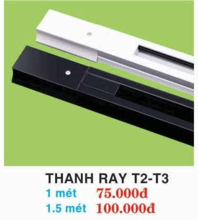 Thanh Ray T2 T3