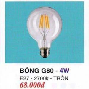 Bong G80 4w