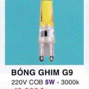 Bong Ghim G9 Cob 5w