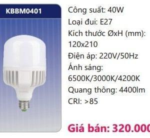 Bong Led Cong Suat Cao Doi Maukbbm0401