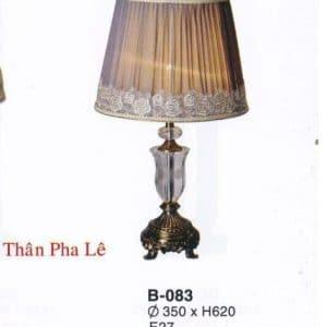 Den Ban Trang Tri B 083