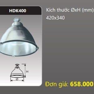 Den Choa Cong Nghiep Hdk400