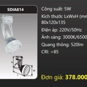 Den Led Chieu Diem Thanh Ray Sdia814