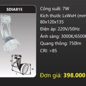 Den Led Chieu Diem Thanh Ray Sdia815