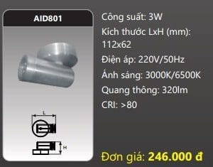 Den Led Chieu Vachaid801