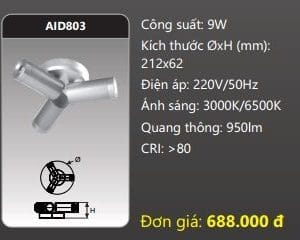 Den Led Chieu Vachaid803
