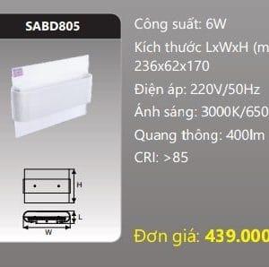 Den Led Chieu Vachsabd805