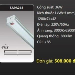 Den Led Choa Cong Nghiep T5sapa218