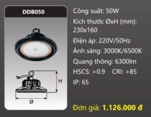Den Led Cong Nghiepddb050