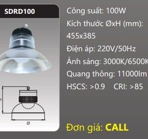 Den Led Cong Nghiepsdrd100