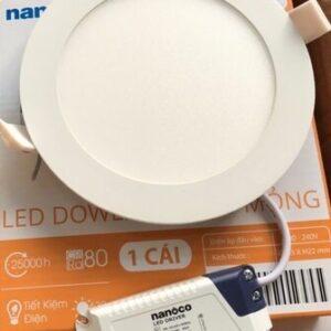 Đèn led âm trần Nanoco