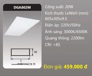 Den Led Panel Bangdga802m