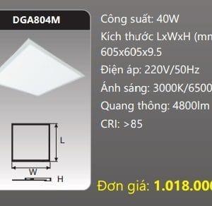 Den Led Panel Bangdga804m