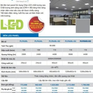 Den Led Panel Dep