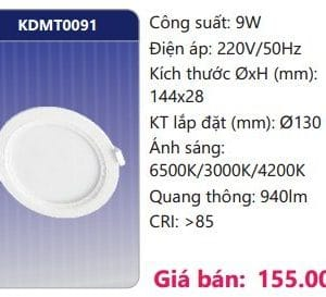 Den Led Panel Doi Maukdmt0091