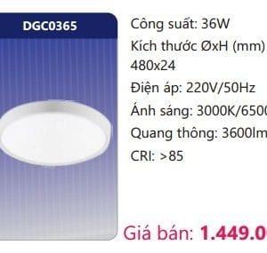 Den Led Panel Op Tran Sieu Mong Cao Capdgc0365