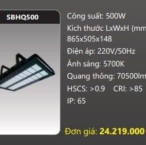 Den Led Pha Bangsbhq500
