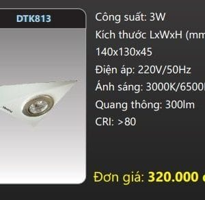 Den Led Tu Kieng Dtk813