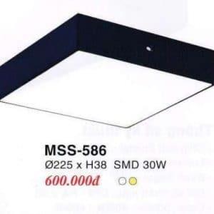 Den Mam Ap Tran Mss 586