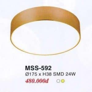 Den Mam Ap Tran Mss 592
