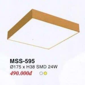 Den Mam Ap Tran Mss 595