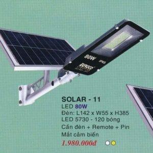 Den Pha Nang Luong Solar 11