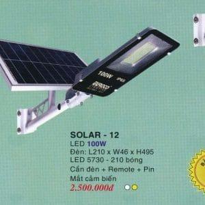 Den Pha Nang Luong Solar 12