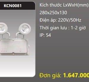 Den Thoat Hiem Den Khan Cap Kcn0081