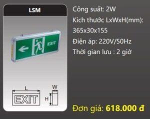 Den Thoat Hiem Den Khan Cap Lsm