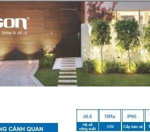 Den Trang Tri San Vuon Hien Dai