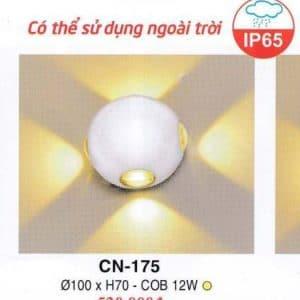 Den Tuong Trang Tri Cn 175